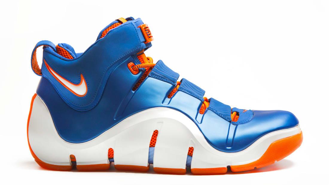 Nike Zoom LeBron 4 (IV)
