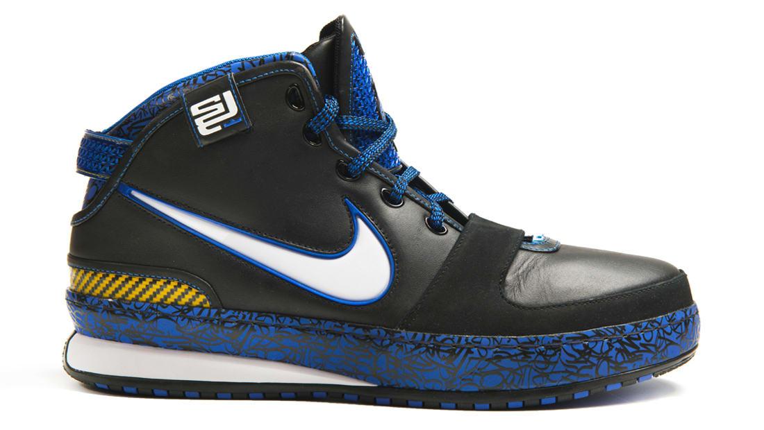 Nike Zoom LeBron 6 (VI) | Nike | Sole