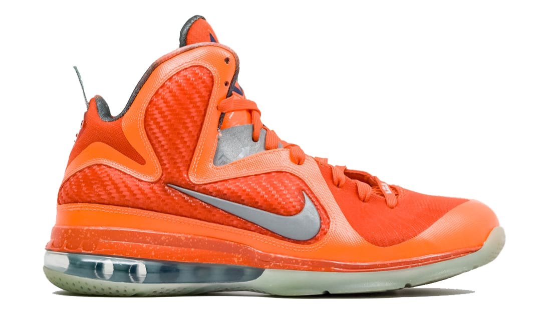 49fc0f31284 Nike LeBron 9 (IX). Releases Covered