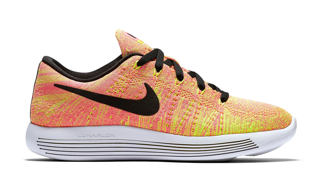 4846120c50cae nike lunarepic low flyknit womens gold orange