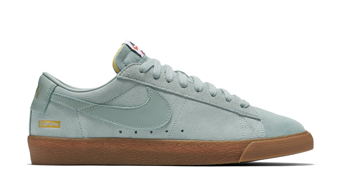 huge discount 931a1 38d1f Nike SB Blazer Low GT x Supreme