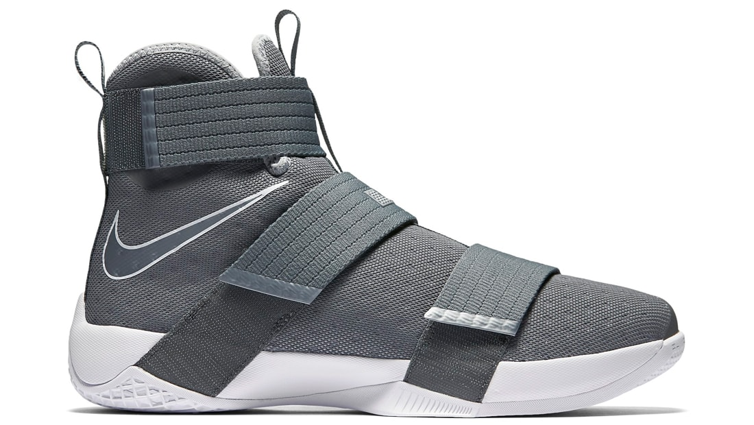 ff7ff19a722 ... uk nike zoom lebron soldier 10 cool grey nike sole collector ead4b 42dae