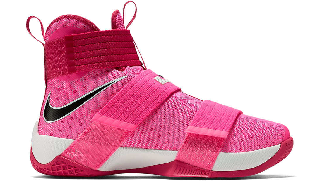 on sale f2ca8 81ecf Nike Zoom LeBron Soldier 10
