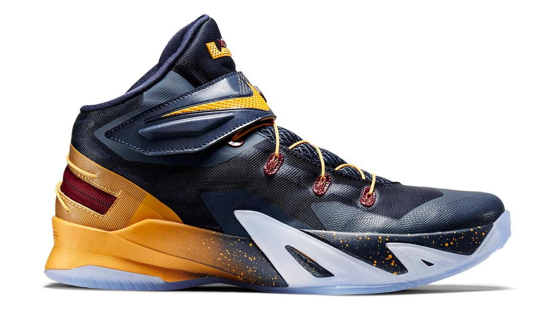 huge discount b5a56 2ec33 Nike Zoom LeBron Soldier 8 (VIII) | Nike | Sole Collector