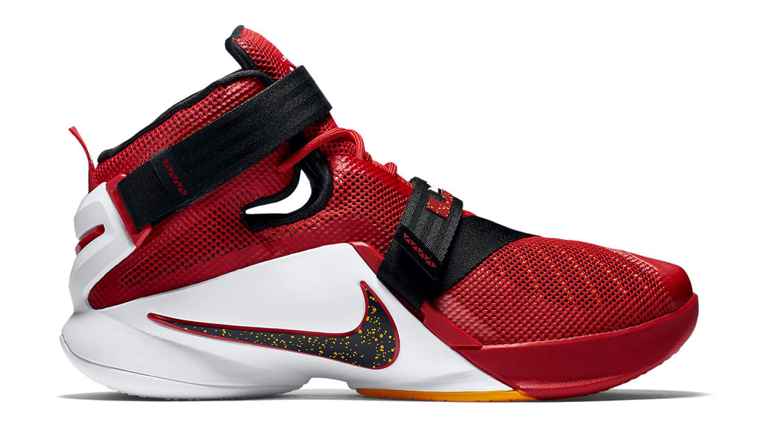 pretty nice f1ab2 f483e Nike Zoom LeBron Soldier 9 (IX) | Nike | Sole Collector