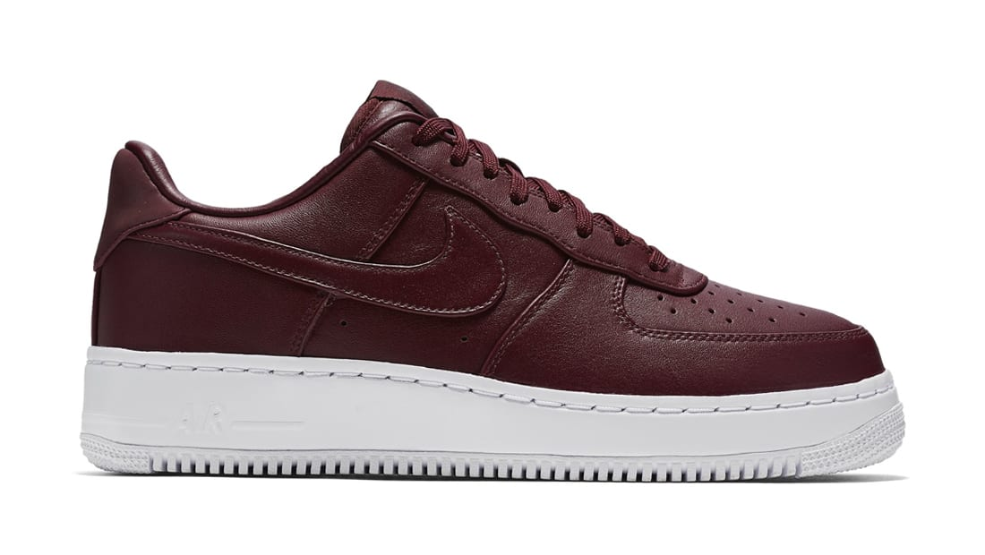 nike air force 1 marron