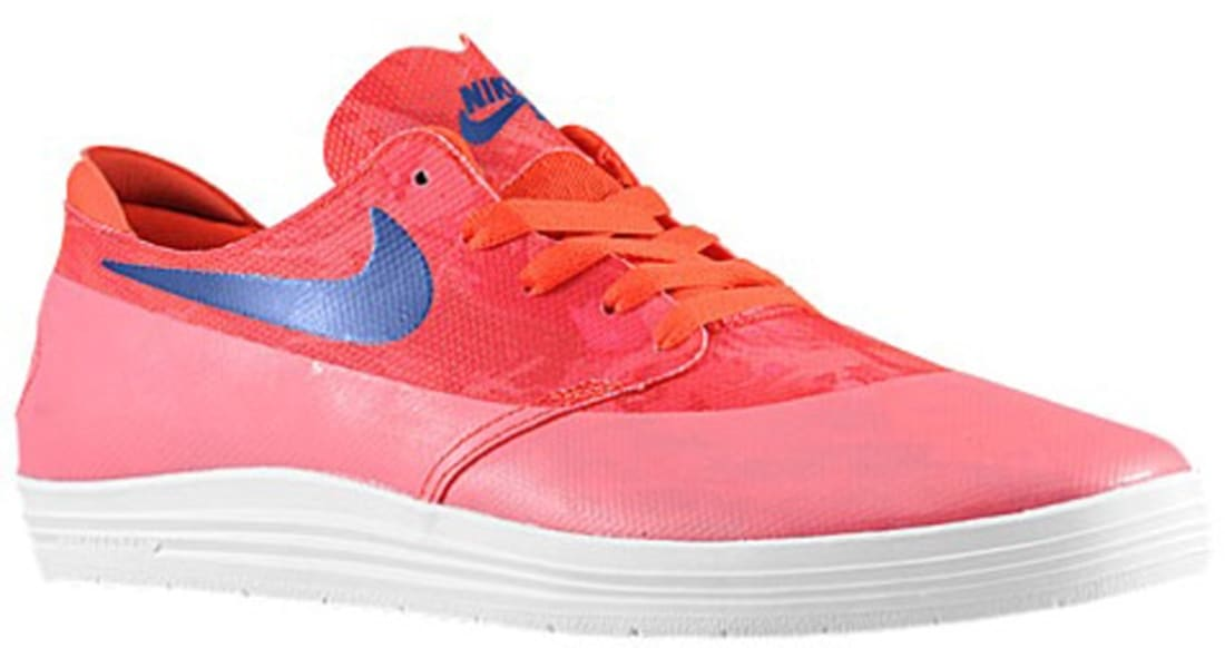watch e1fbb f1b66 Nike Lunar One Shot SB Light Crimson Deep Royal Blue