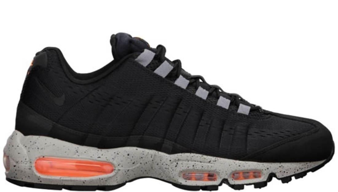Nike Air Max '95 EM Black/Black-Bright Citrus-Strata Grey