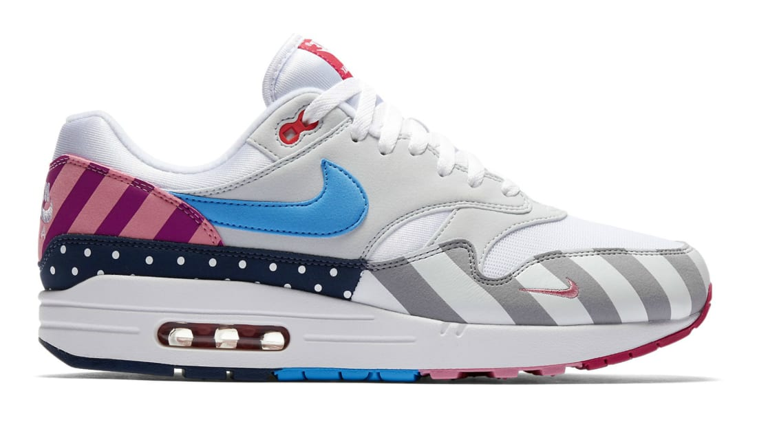 the best attitude 56006 e2d10 Parra x Nike Air Max 1