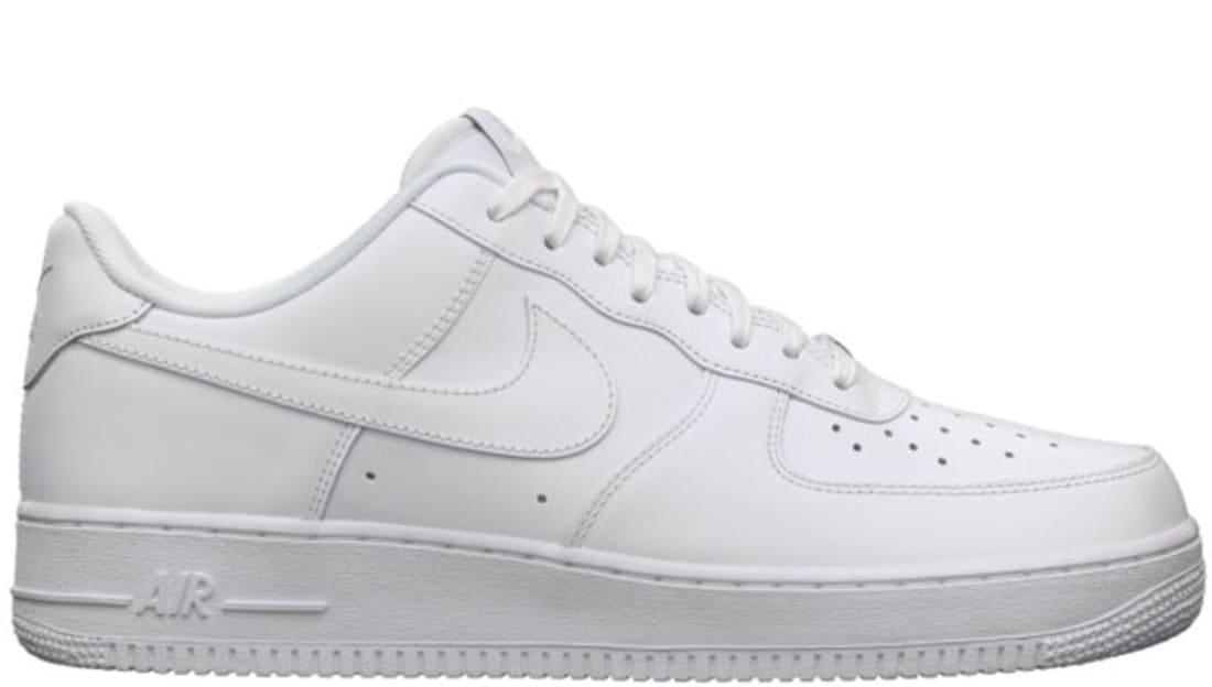 Nike Air Force 1 Low LE QS WhiteWhite | Nike | Sole Collector