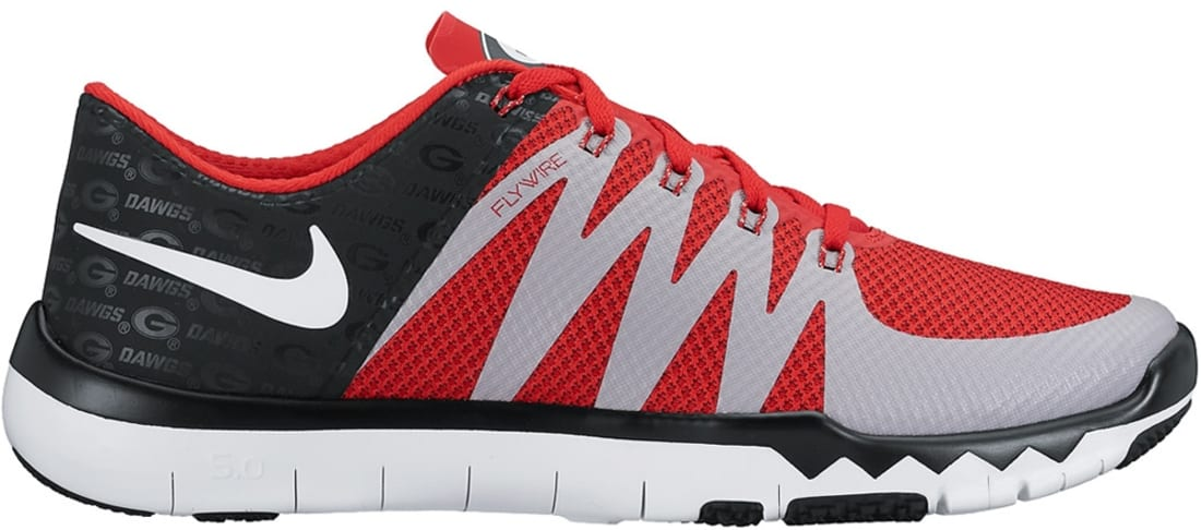 sports shoes 2f244 fc53e Nike Free Trainer 5.0 V6 Amp Wolf Grey/University Red-Black ...
