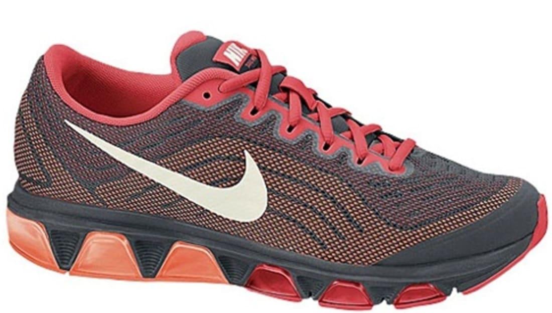 purchase cheap 8dbd4 fb78b Nike Air Max Tailwind 6 Black Pine Slate-Light Crimson-Atomic Orange