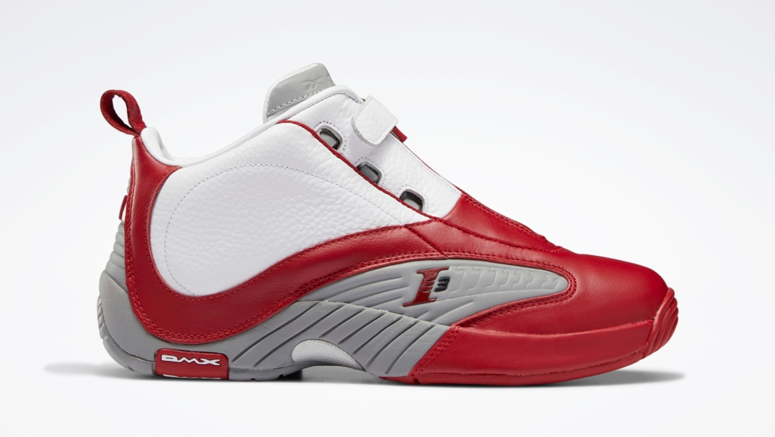 Reebok Answer 4 Flash Red / White / Mgh Solid Grey