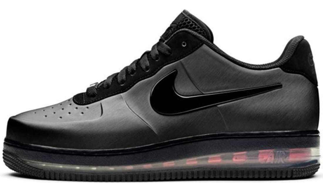 buy popular 3c4d8 456a4 Nike Air Force 1 Foamposite FL Max QS Black Black