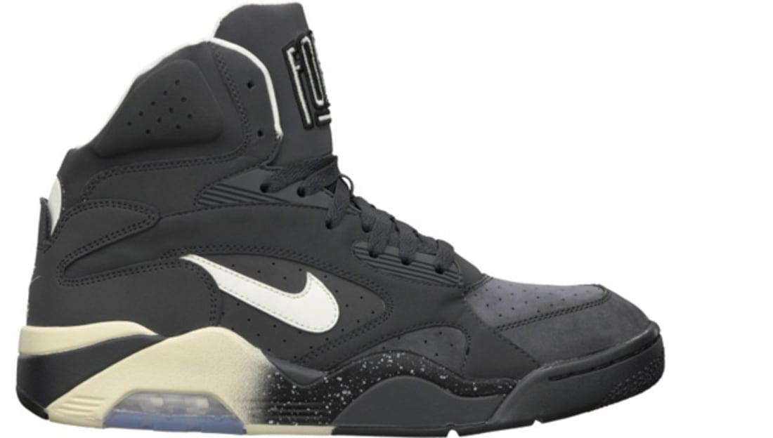 Nike Air Force 180 Mid Anthracite/Vibrant Yellow-Black