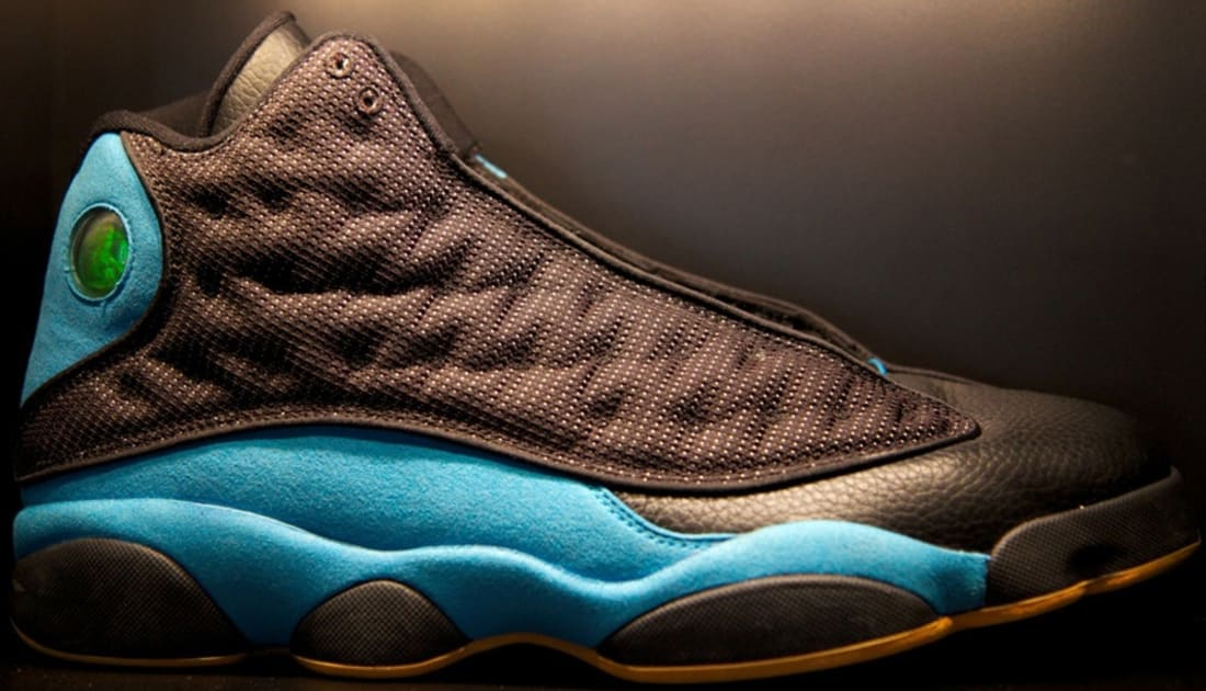 Air Jordan 13 Retro CP PE Hornets Away