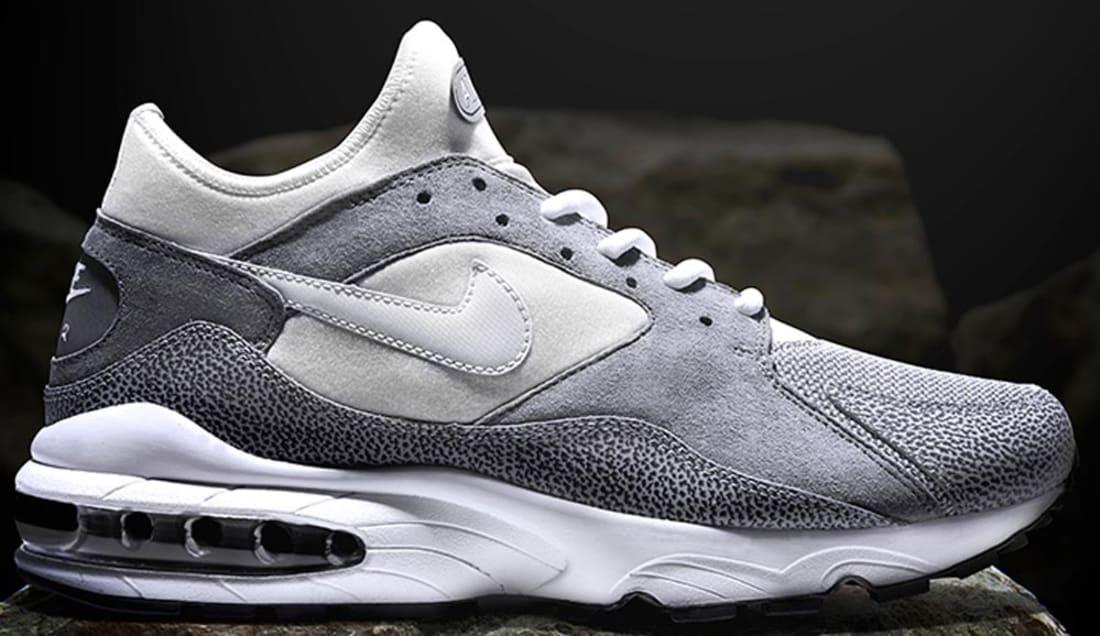 Nike Air Max '93 Cool Grey/Platinum White