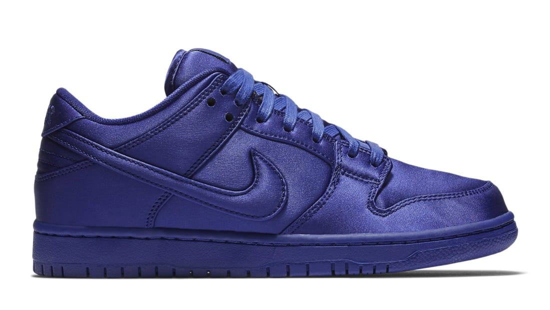 7b1e6f3fa536 NBA x Nike SB Dunk Low Deep Royal Blue Deep Royal Blue
