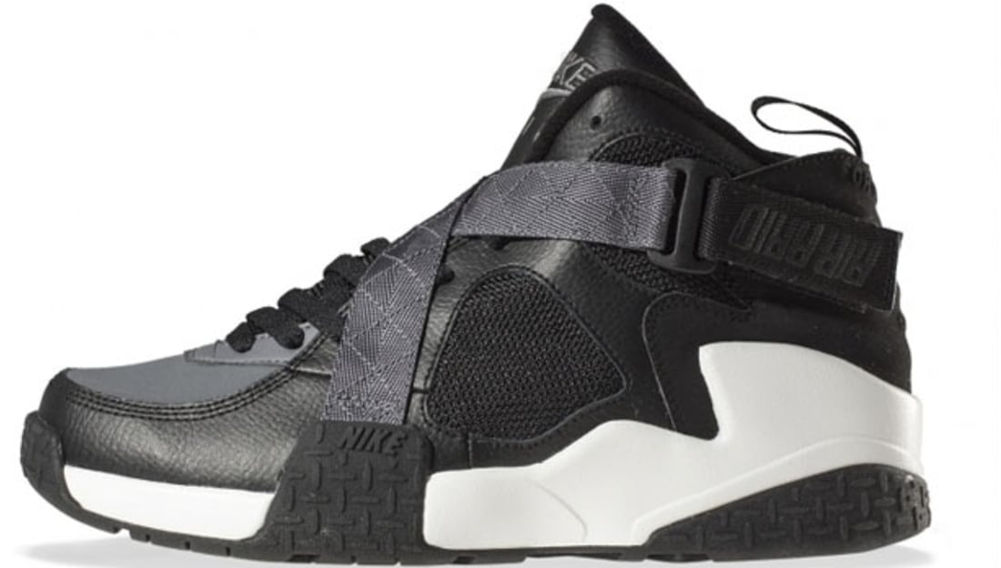 05e7eefba01c Nike · Nike Basketball · Nike Air Raid. Nike Air Raid Black Flint Grey-White