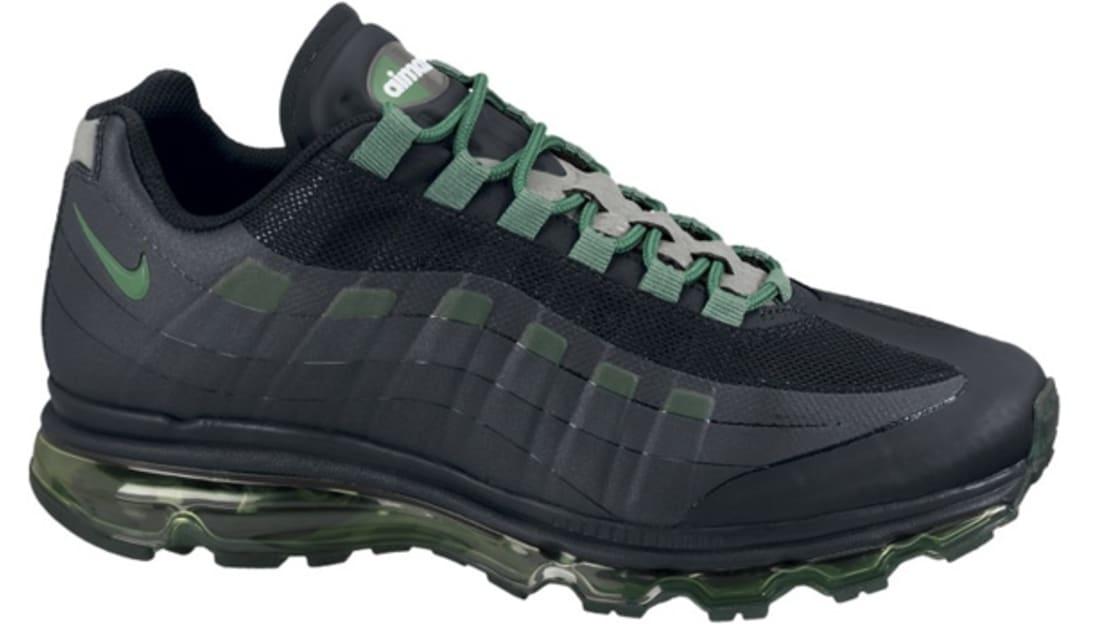 sports shoes 714fc 4dd48 Nike · Nike Air Max · Nike Sportswear · Nike Air Max 95. Nike Air Max+  95  BB Black Pine Green-Dark Grey-Wolf Grey