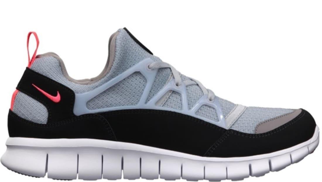 sold worldwide good quality biggest discount Nike Free Huarache Light Wolf Grey/Infrared-Black-Sport Grey ...