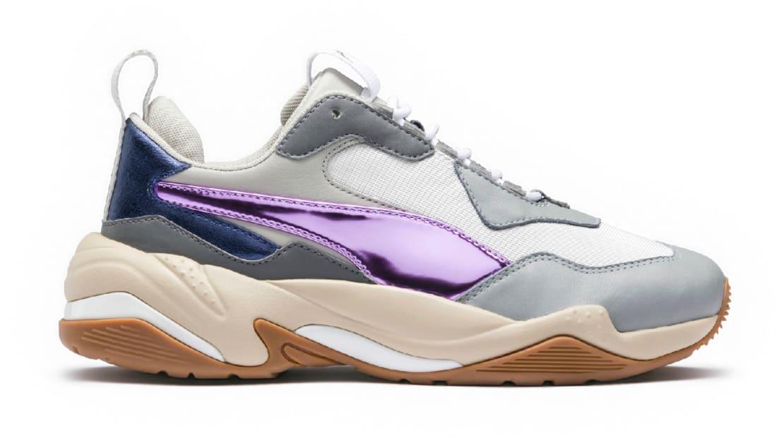 puma thunder electric purple