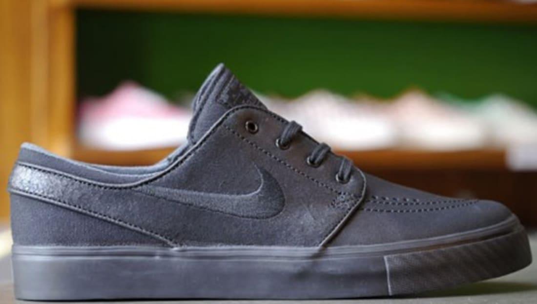 Nike Zoom Stefan Janoski L SB Black/Black