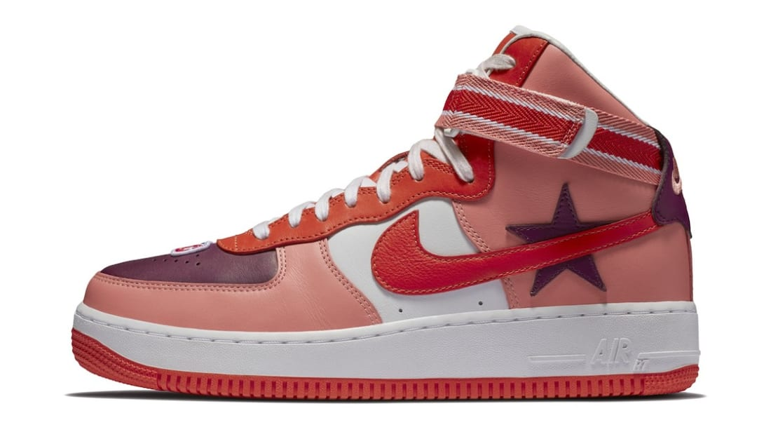 new product e6da8 58f8b Nike Air Force 1 High x RT