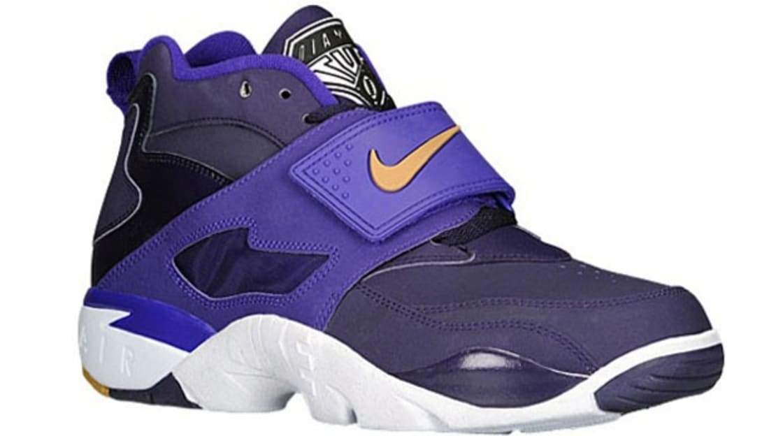 Nike Air Diamond Turf Purple Dynasty