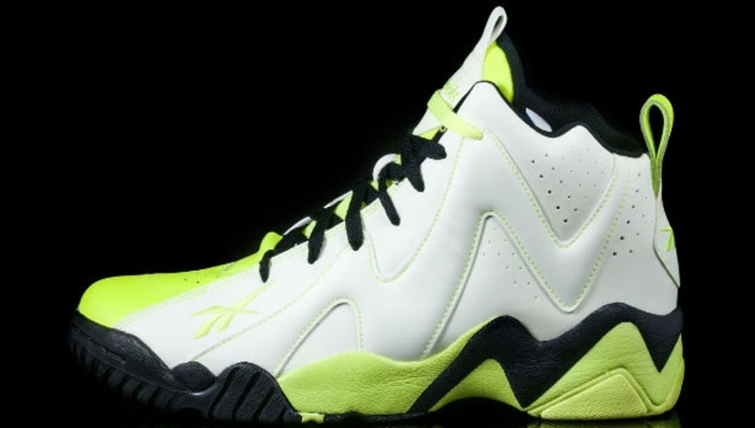 Reebok Kamikaze 2 Mid Glow-In-The-Dark