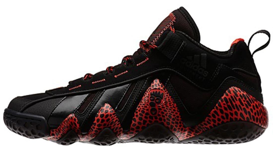 watch 2d429 41790 adidas EQT Key Trainer Black/Black-Poppy | Adidas | Sole ...