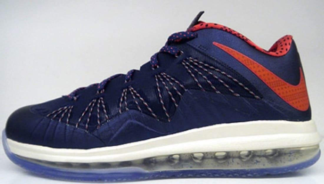 Nike LeBron X Low USA