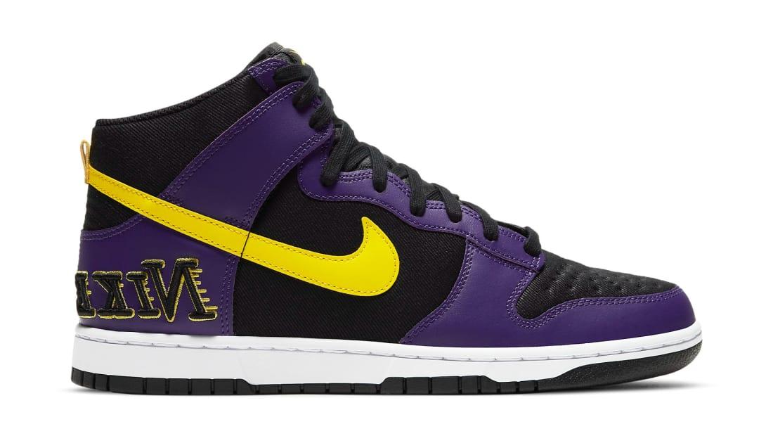 Nike Dunk High PRM EMB