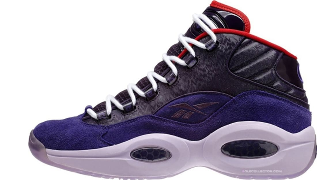 Reebok Question Mid Ghosts of Christmas Future