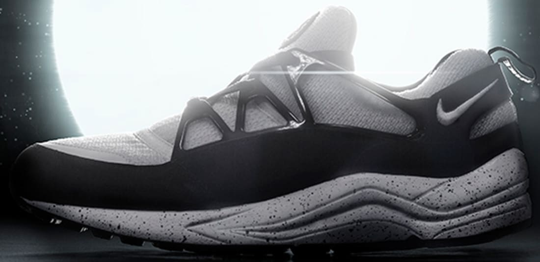 Nike Air Huarache Light White/Black