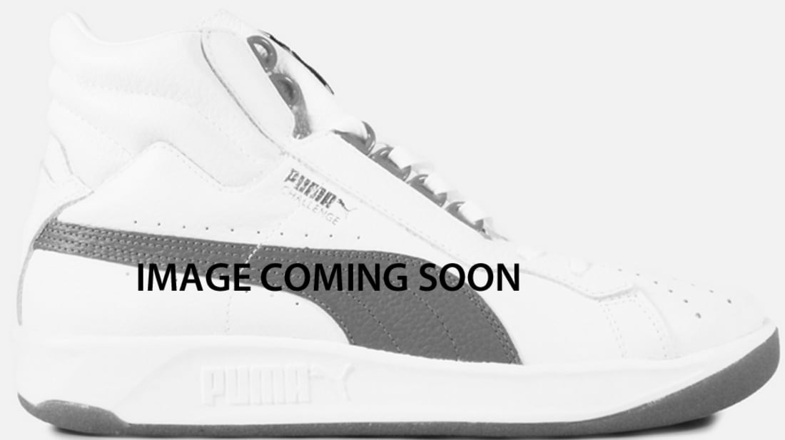 Puma Challenge Patent Black/Silver