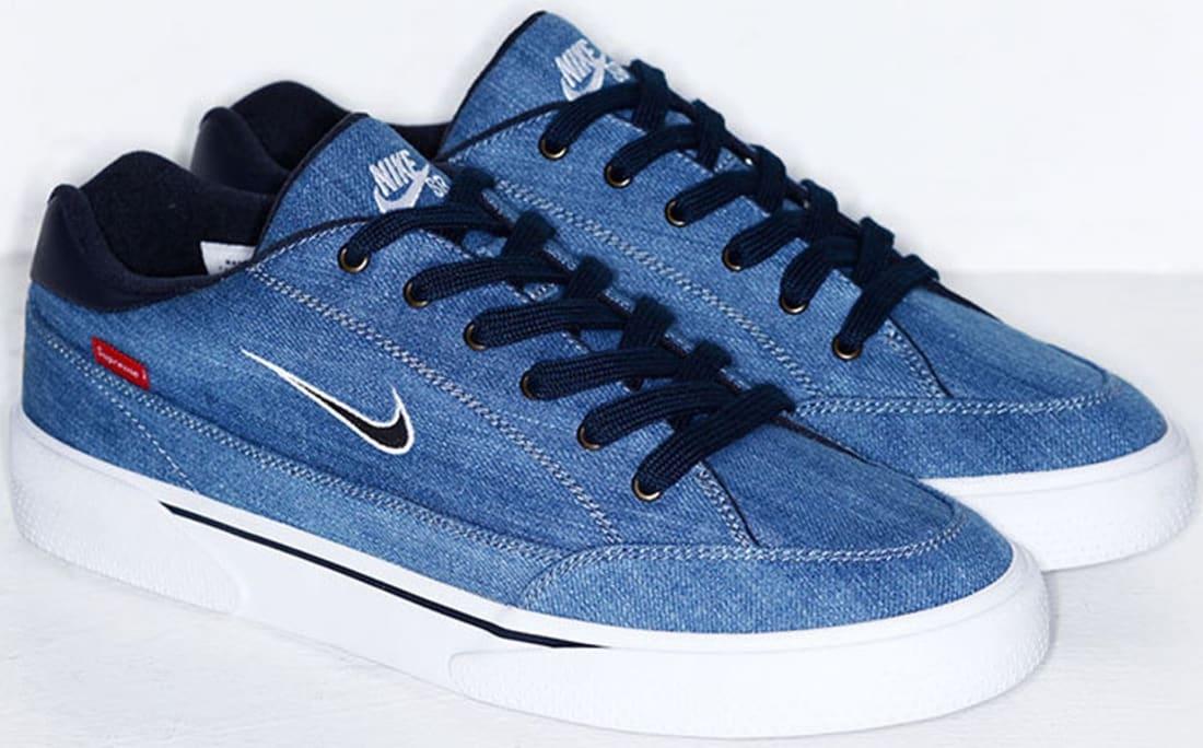 Nike GTS SB Blue/White