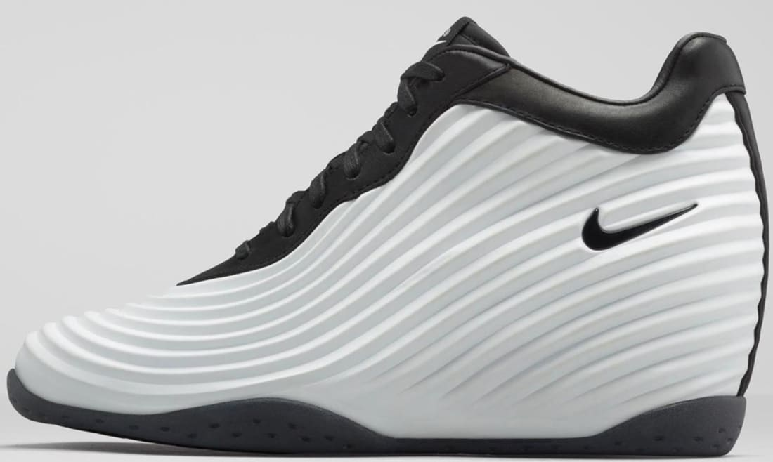 Nike Lunarwavy Sky Hi Women's AS QS White/Black