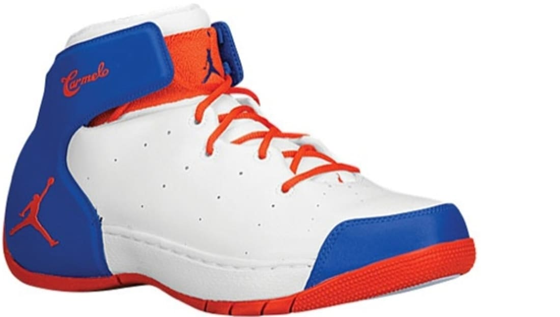 Jordan Melo 1.5 White/Team Orange-Game Royal