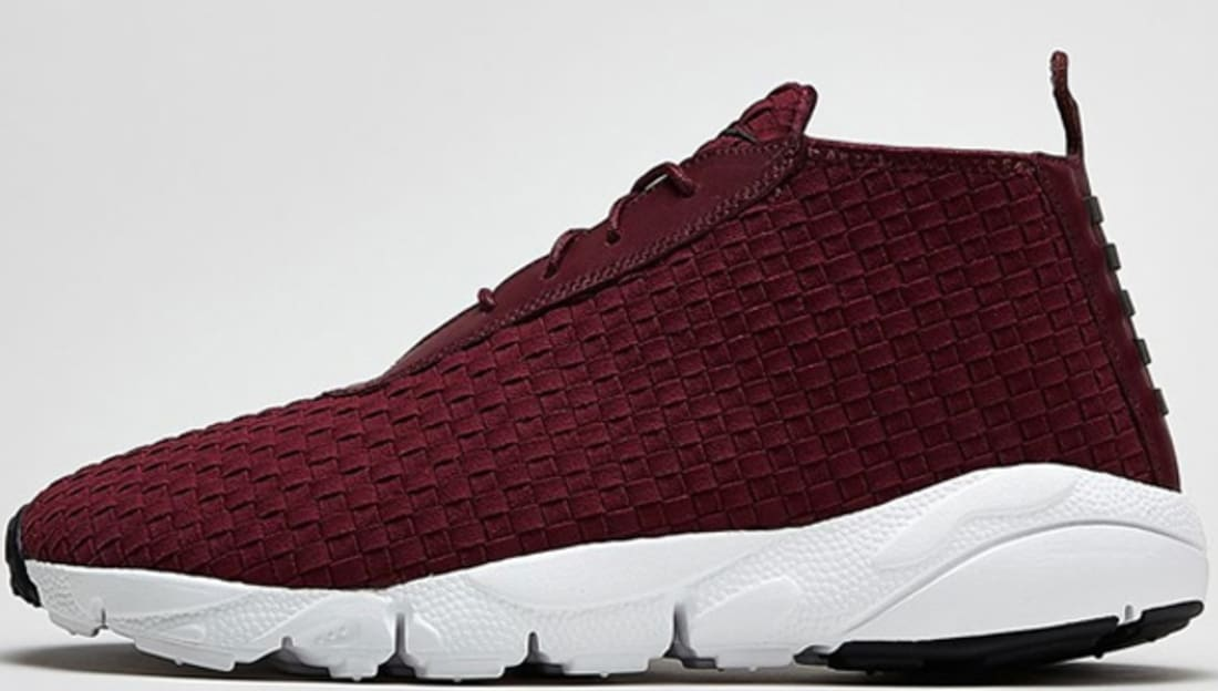 Nike Air Footscape Desert Chukka QS Deep Garnet/Black