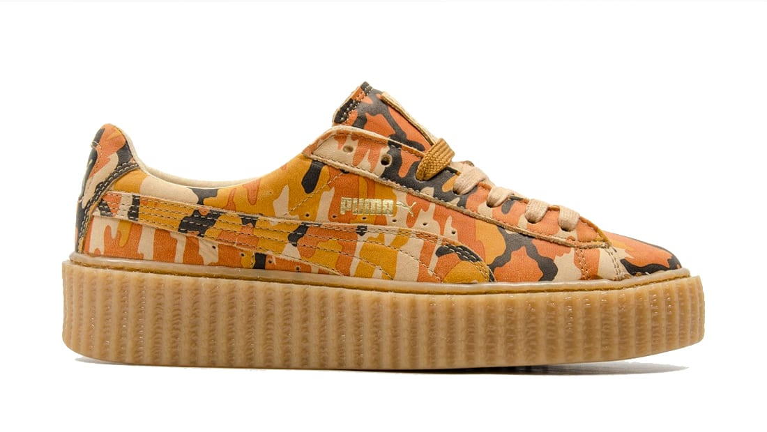 low priced 30675 39ca8 Puma Suede Creepers x Fenty by Rihanna