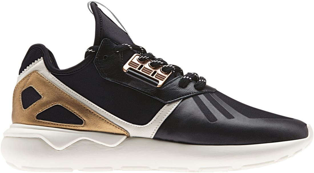 adidas Tubular Core Black/Carbon White-Metallic Copper