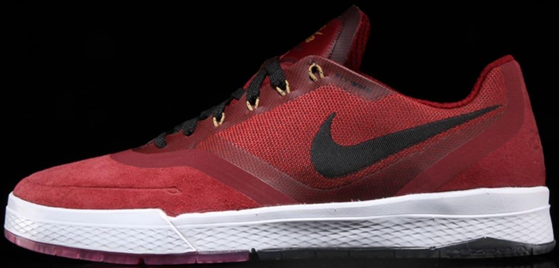 Nike SB Paul Rodriguez 9 Elite Team Red/White-Black