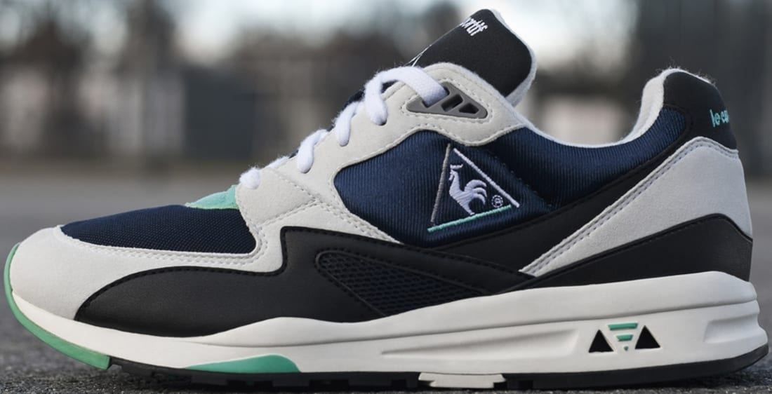 Le Coq Sportif LCS R800 OG White/Teal