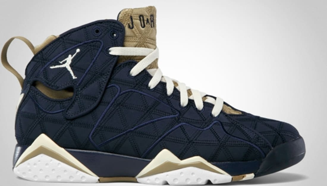 buy online ace06 88391 Air Jordan 7 Retro J2K Obsidian