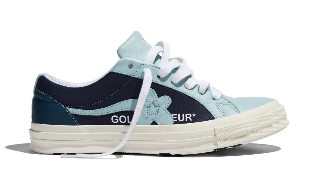 68904e5587 Golf Le Fleur x Converse One Star