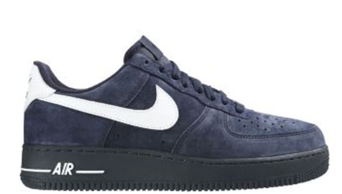 Nike Air Force 1 Low Obsidian/White