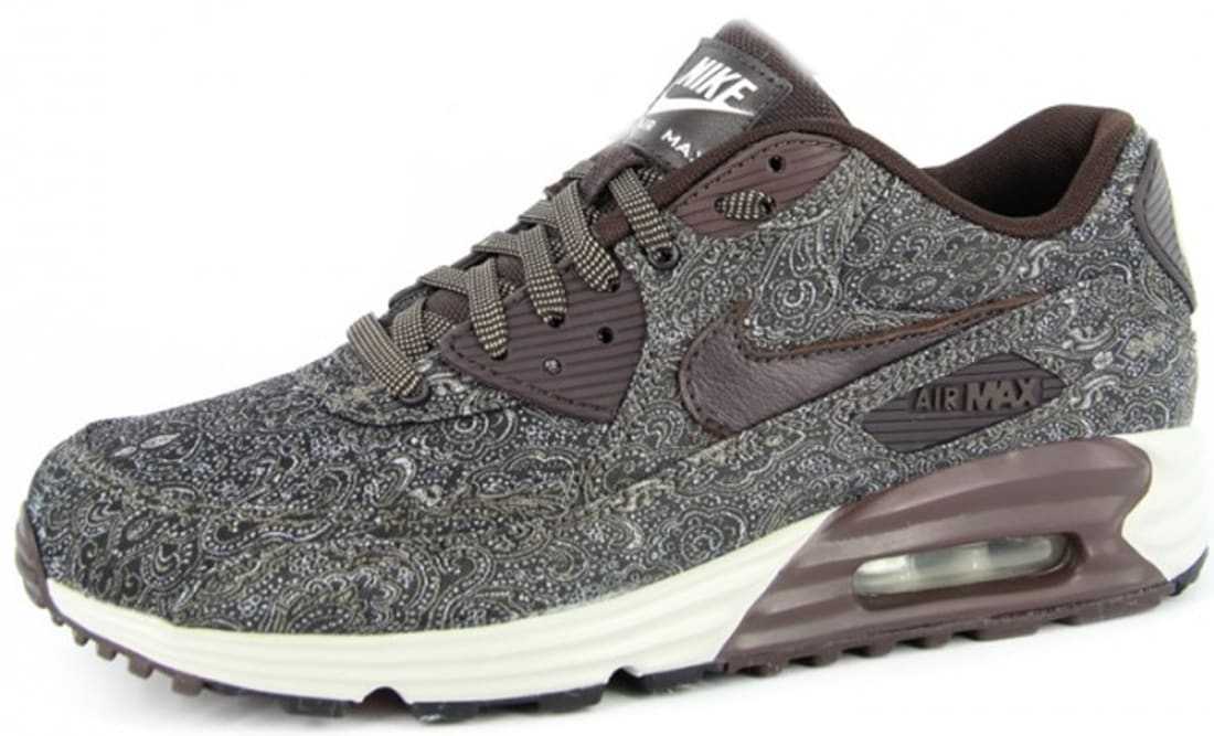 timeless design 3b946 abba8 Nike Air Max Lunar90 Premium Velvet Brown Velvet Brown-Baroque Brown