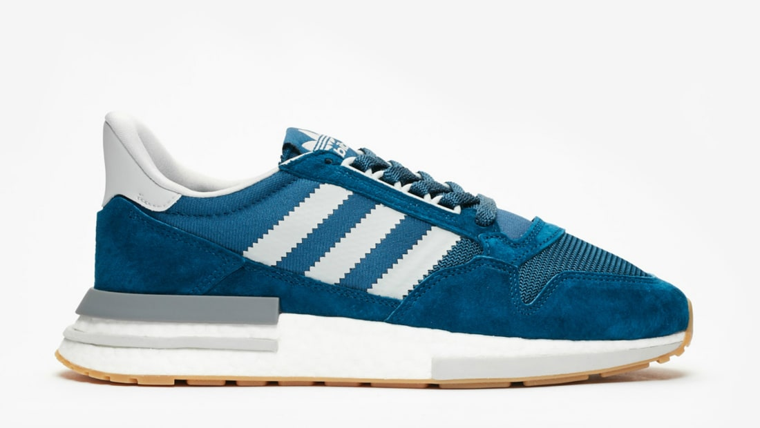 ac9ce721071c1 Adidas · adidas Originals · adidas ZX 500. Sneakersnstuff x Adidas ZX500 RM  Blue Night Grey ...