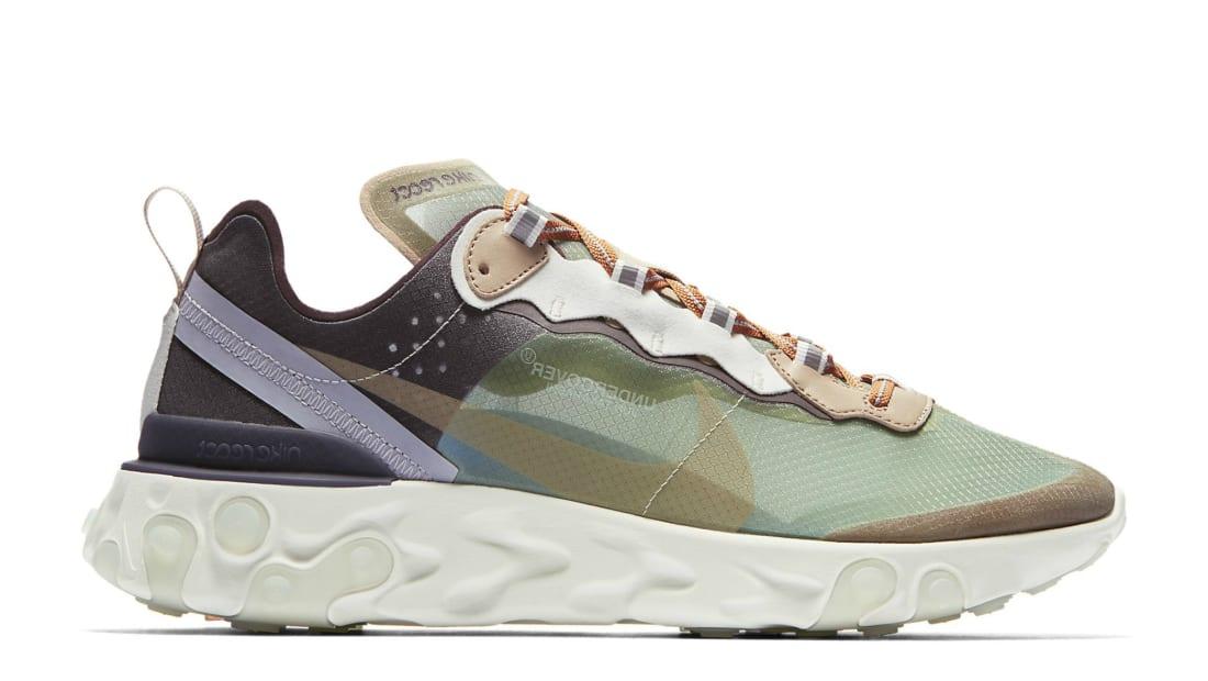 fa57be704134 Nike · Nike Running · Nike React Element 87. Undercover x ...